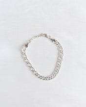 Load image into Gallery viewer, Sterling Silver Braided Chain Bracelet
