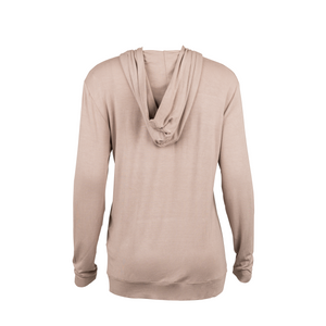 Cappuccino Pure Cotton Sweatshirt