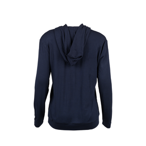 Navy-blue Pure Cotton Sweatshirt