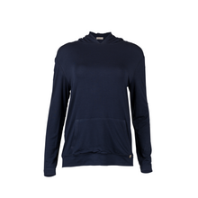 Load image into Gallery viewer, Navy-blue Pure Cotton Sweatshirt