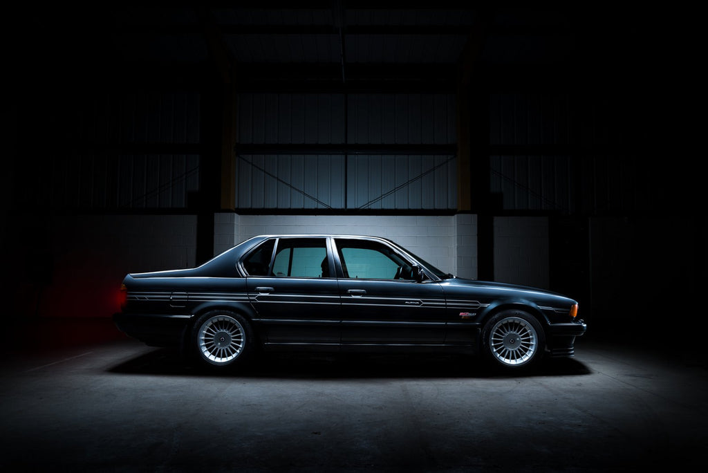 BMW Alpina B12 5.0 e32 Art Print