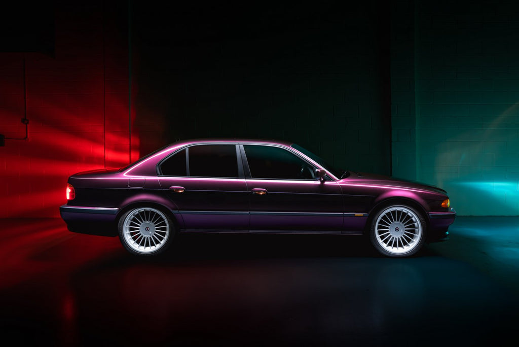 BMW Alpina B12 6.0 e38 Art Print