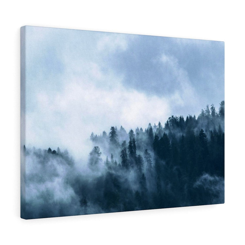 Canvas Forest Landscape Wall Art - Wild Lifestyle Adventures