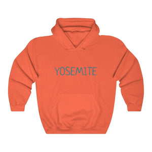 Hoodie - Yosemite Long Sleeve Hoody For Men and Women - Wild Lifestyle Adventures