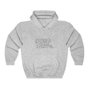Hoodie - Great Outdoors Long Sleeve Hoody For Men and Women - Wild Lifestyle Adventures