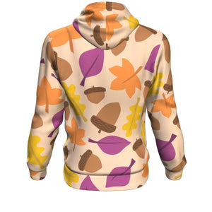 Hoodie - Autumn Long Sleeve Hoody For Men and Women - Wild Lifestyle Adventures
