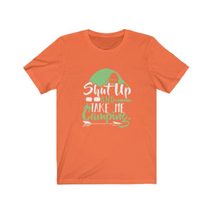 T-shirt - Shut Up And Take Me Camping For Men And Women - Wild Lifestyle Adventures