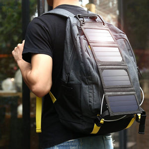 Phone Solar Charger - Portable Hiking Solar Charger - Wild Lifestyle Adventures
