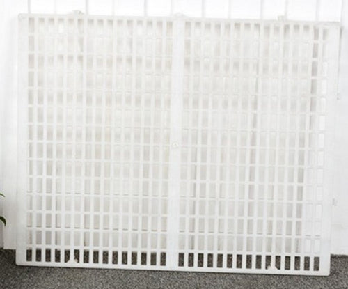 Plastic Grates for double door cage