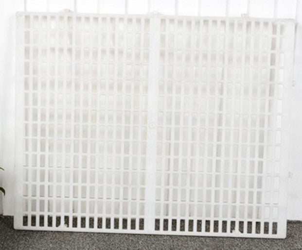 Plastic Grates for single door cage