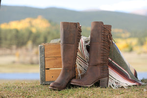 Miss Macie Boots Inspired Collection - Gypsy Rider