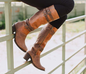 Miss Macie Boots Inspired Collection - High Tail It