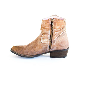 Miss Macie Boots Faith Collection - Cotton Pickin'