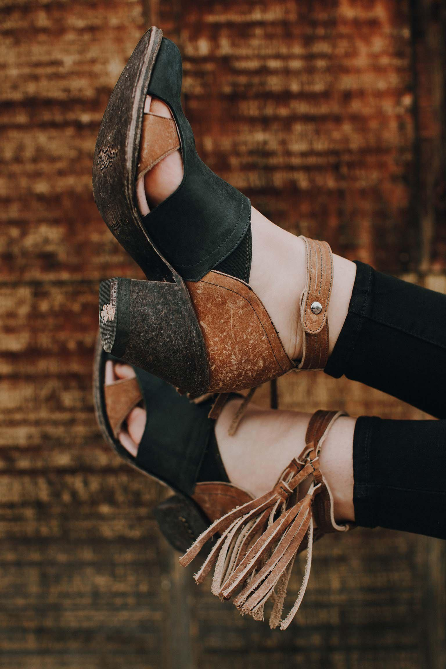 Miss Macie Boots Inspired Collection - Mercy Me
