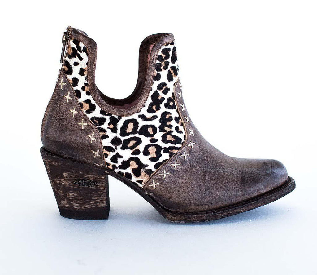 Miss Macie Boots Inspired Collection - Honey Hush in Cheetah
