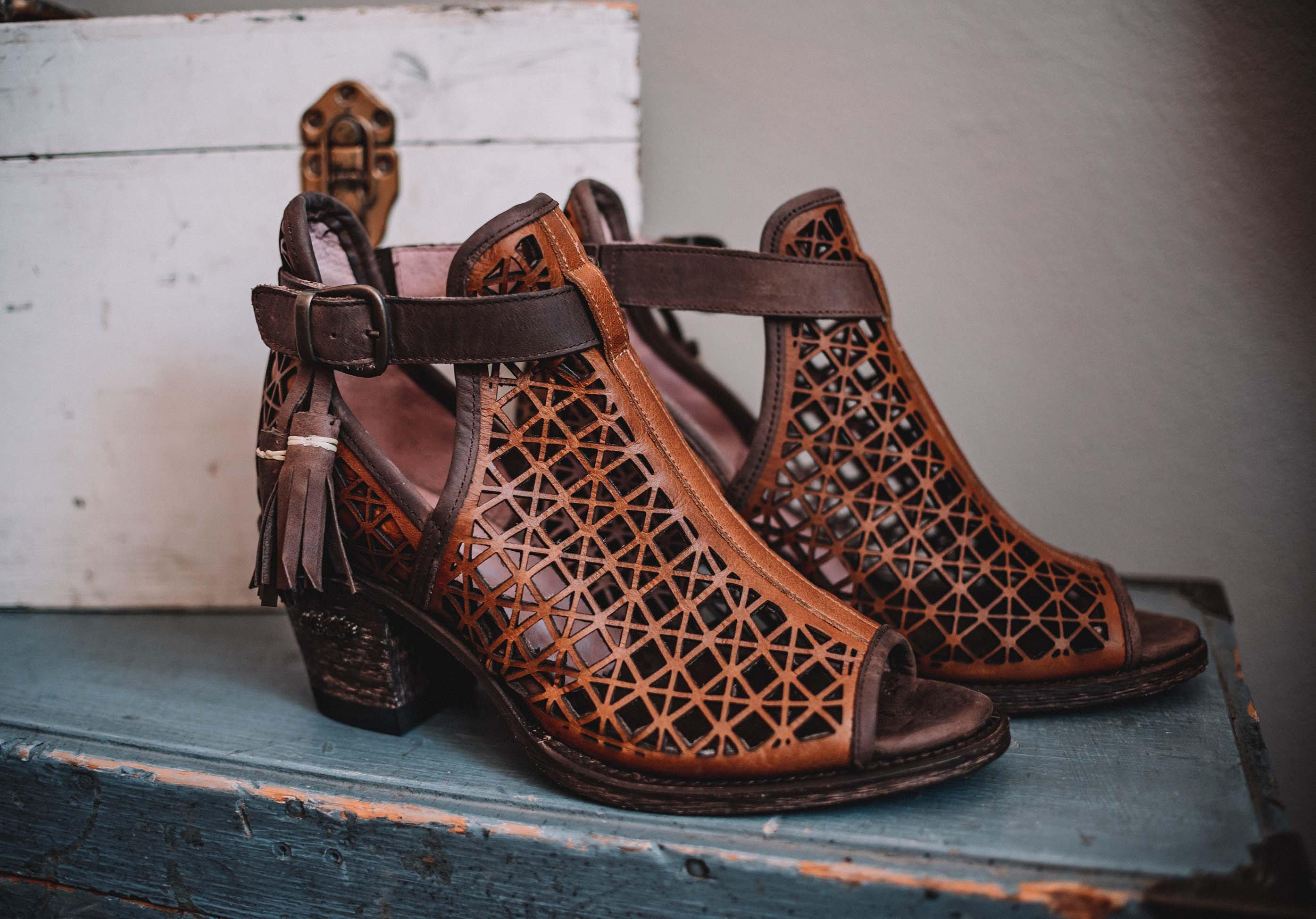 Miss Macie Boots Inspired Collection - Heaven to Betsy