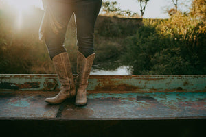 Miss Macie Boots Inspired Collection - Eden