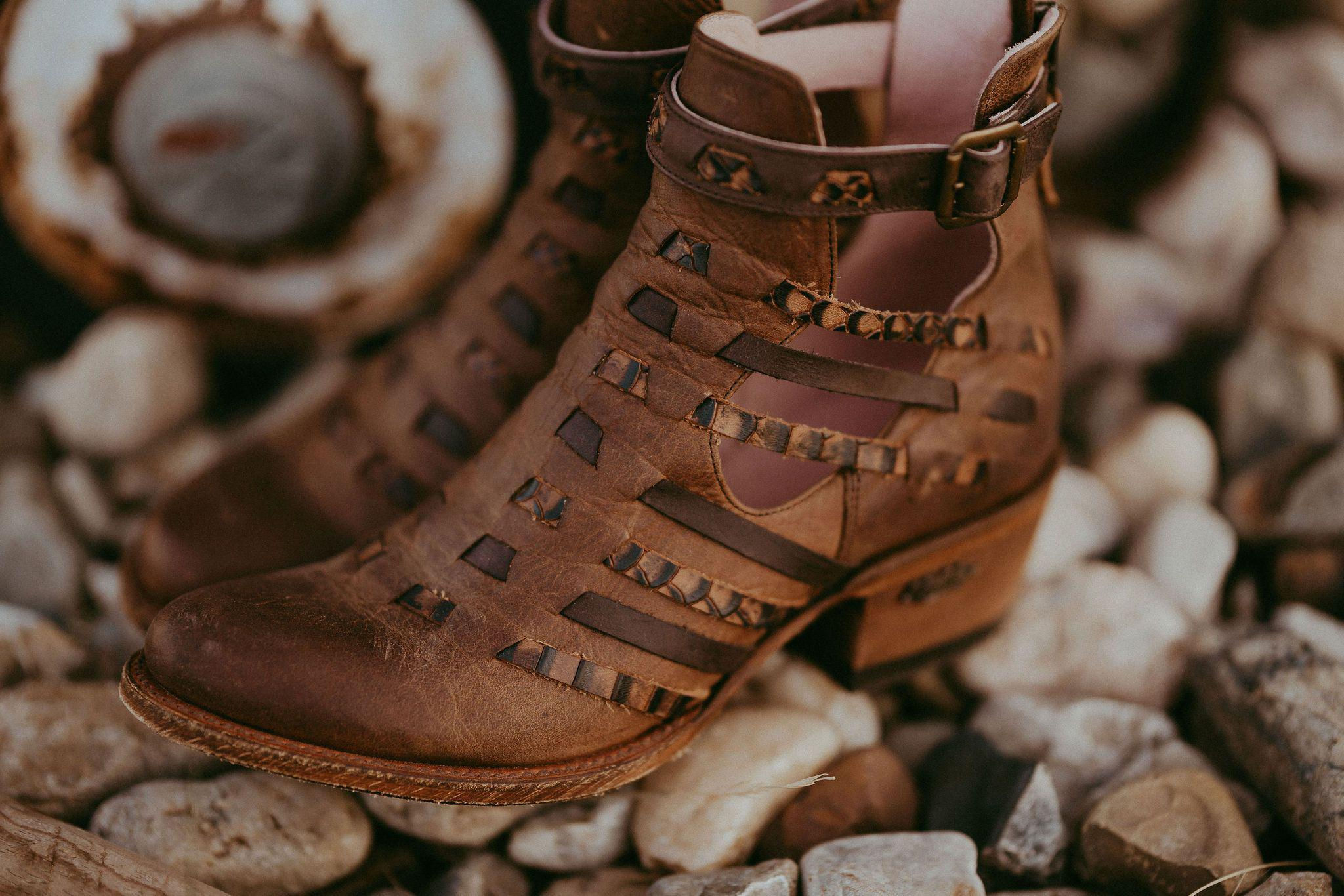 Miss Macie Boots Just Saying - The Inspired Collection