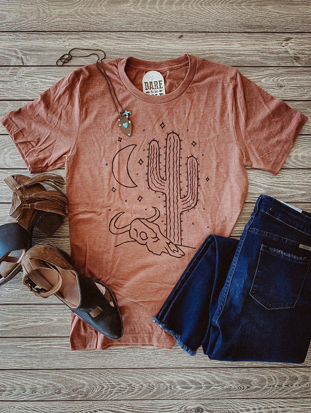 Desert Nights Tee