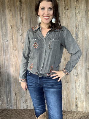 Outlaw Tunic Top
