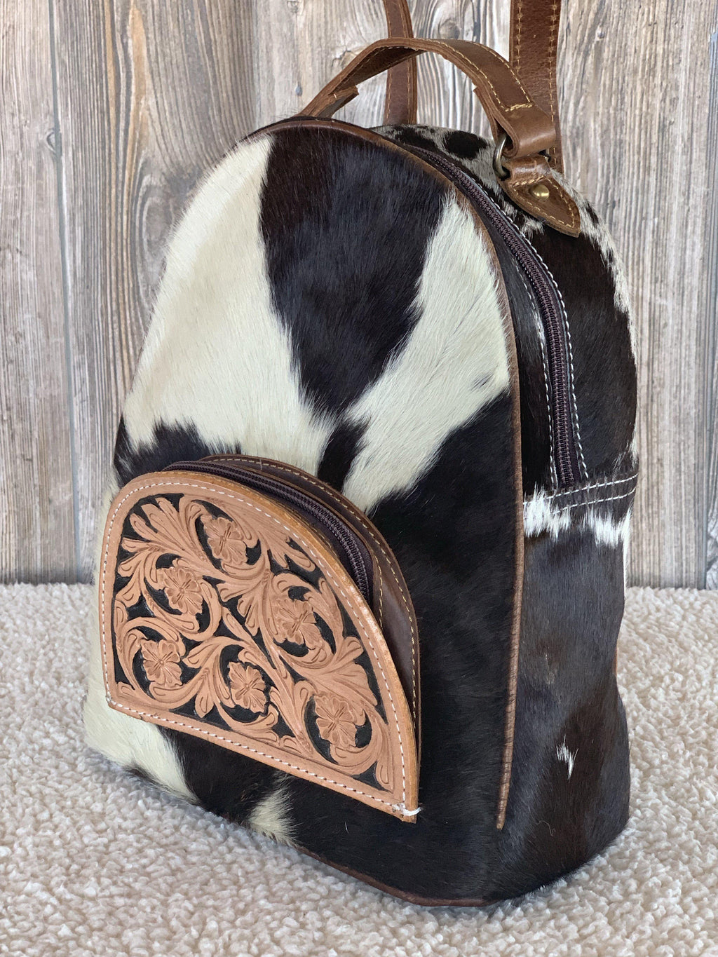 Saddle Bag Backpack