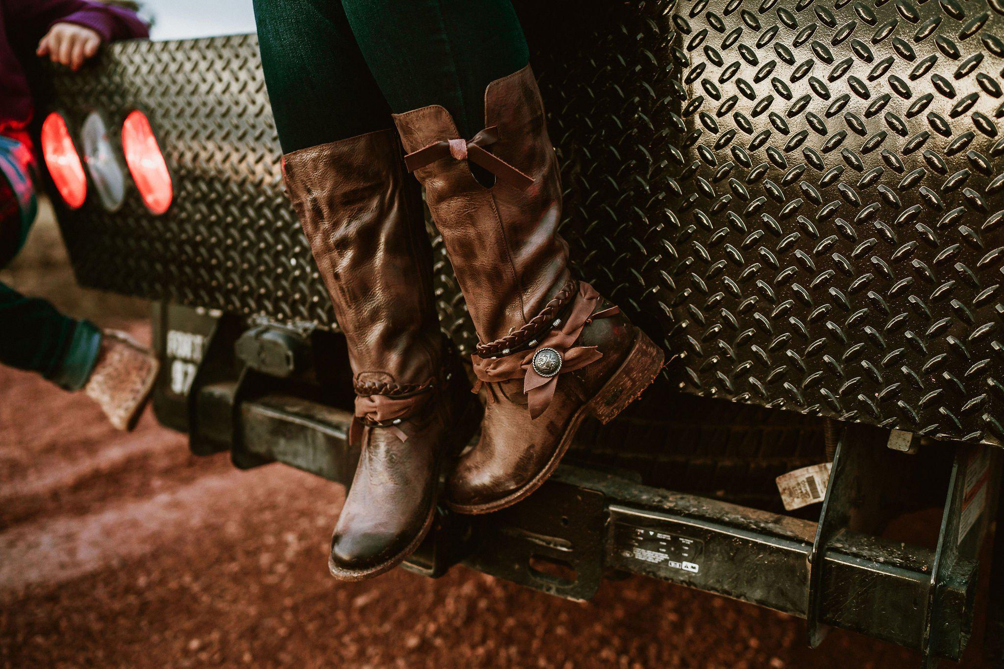 Miss Macie Boots Inspired Collection - Along for the Ride