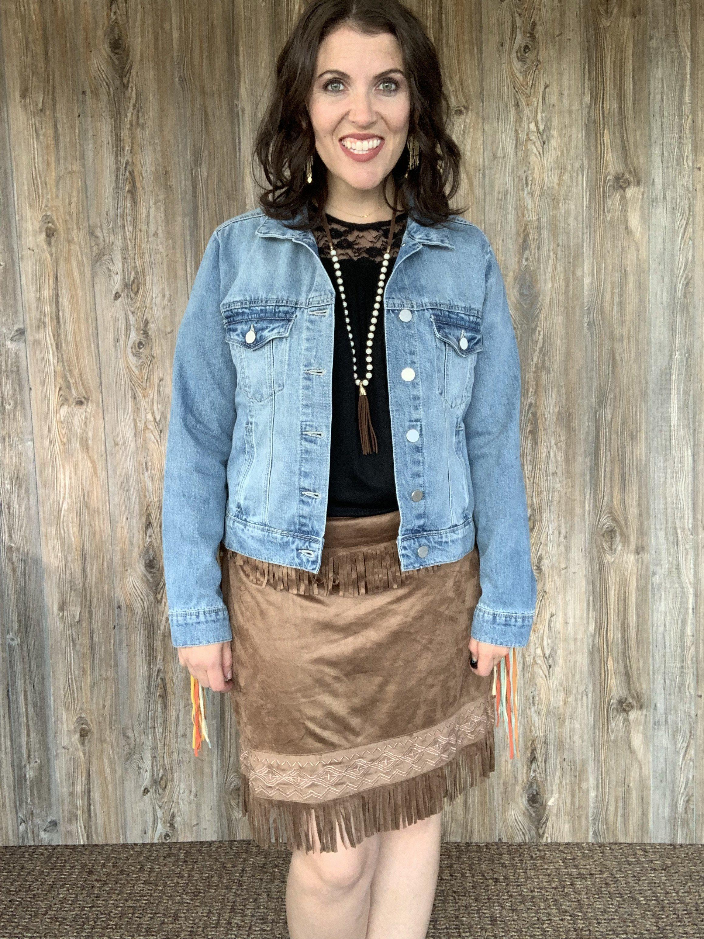 The Cheyenne Skirt
