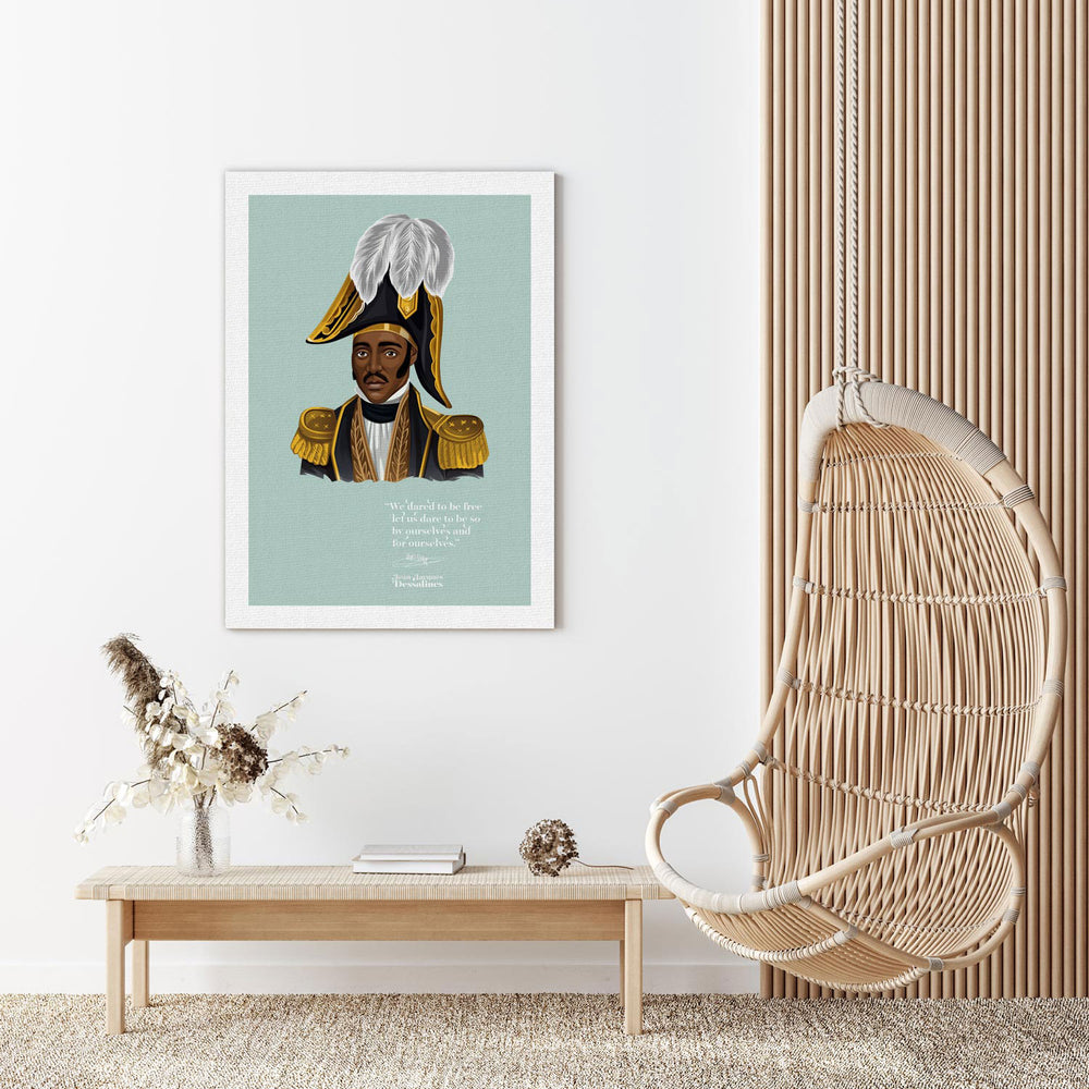 Jean Jacques Dessalines — Wall Art