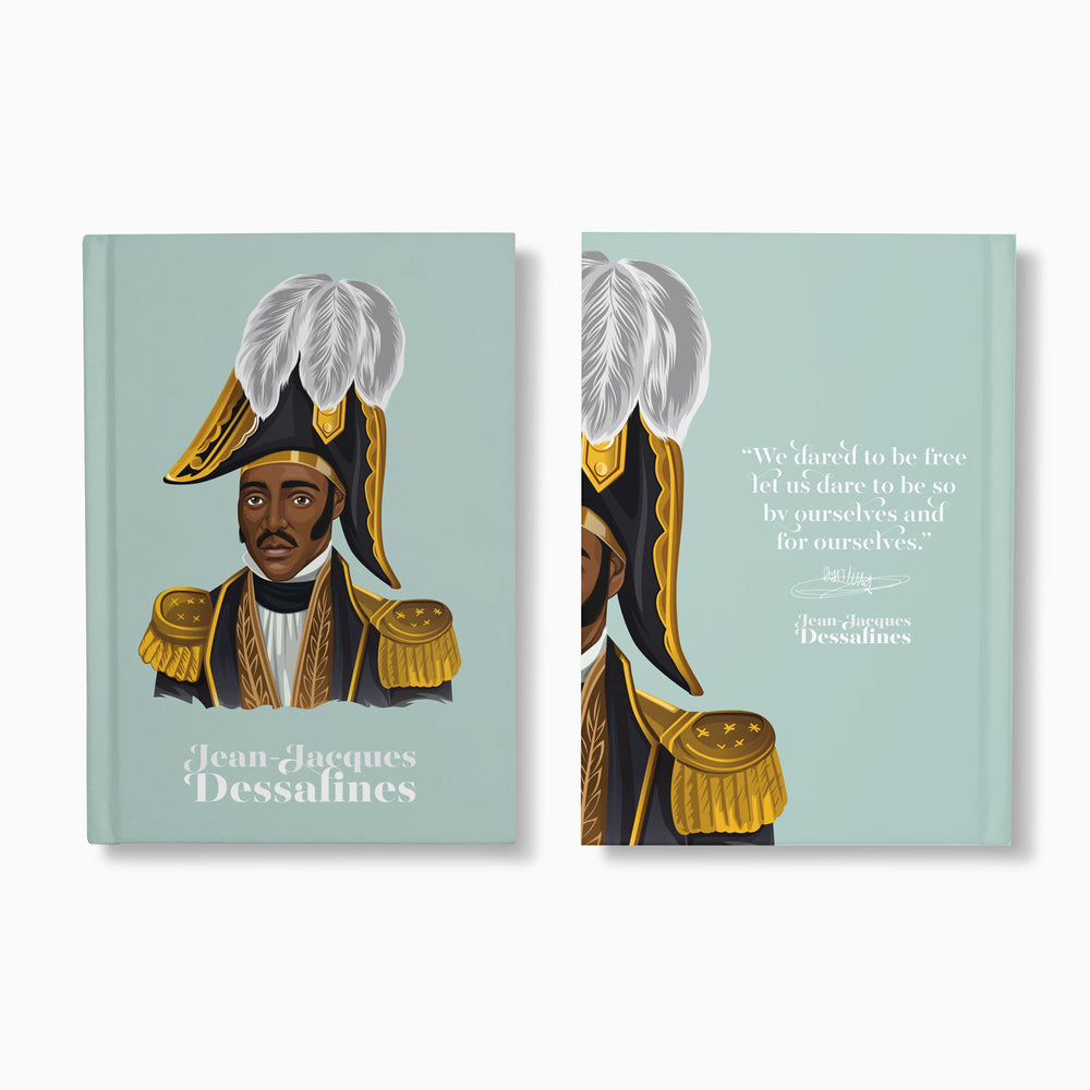 Load image into Gallery viewer, Jean Jacques Dessalines — Notebooks