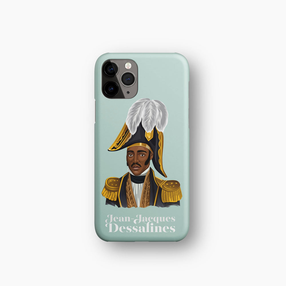 Jean Jacques Dessalines — iPhone Case