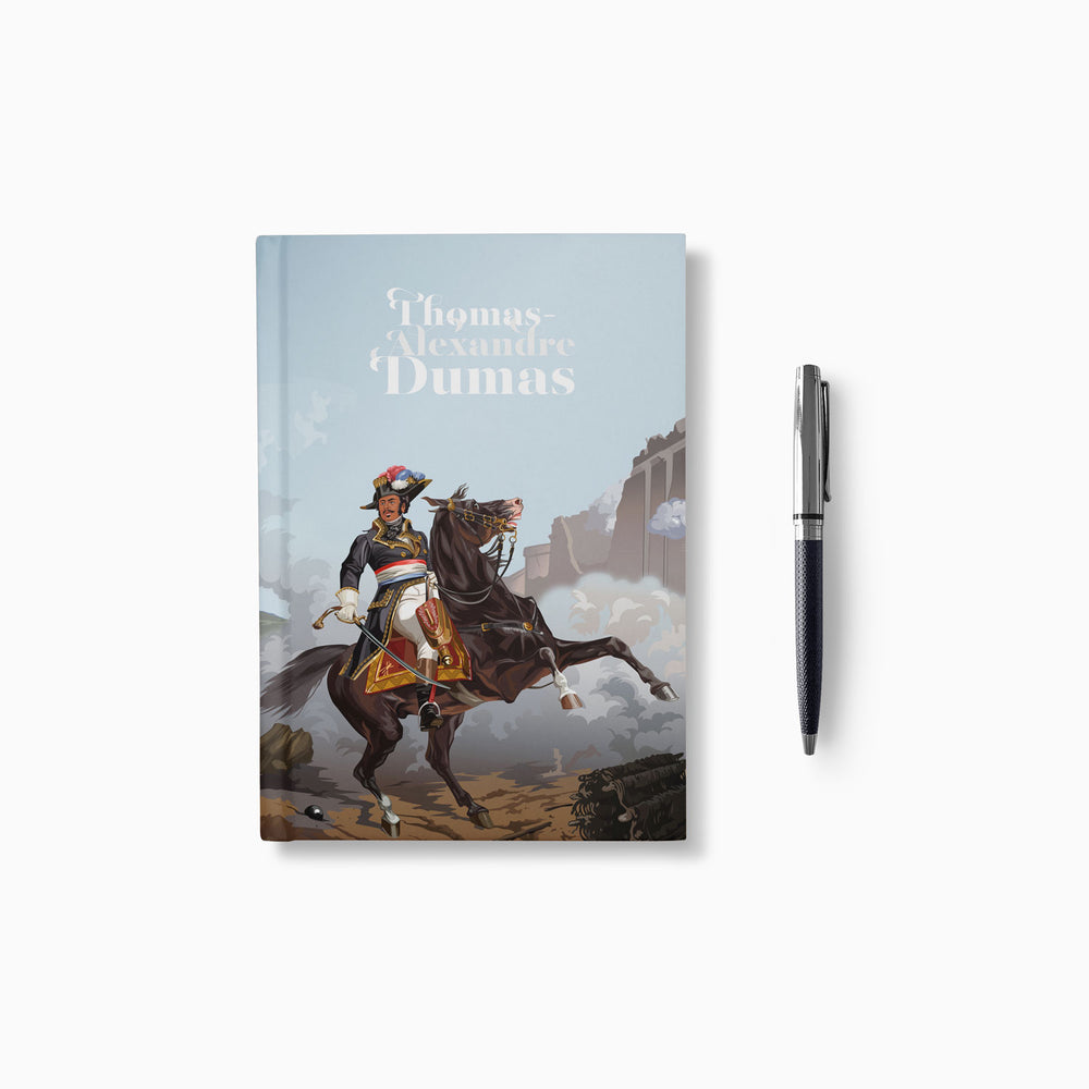 Load image into Gallery viewer, Thomas Alexandre Dumas — Notebooks