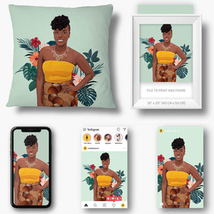 Load image into Gallery viewer, Custom Pillow