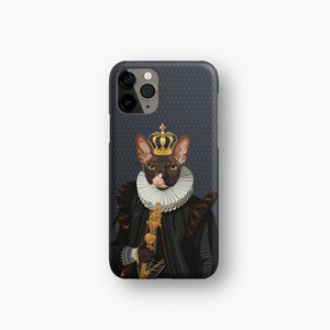 The Emperor — Royal Pet iPhone Case