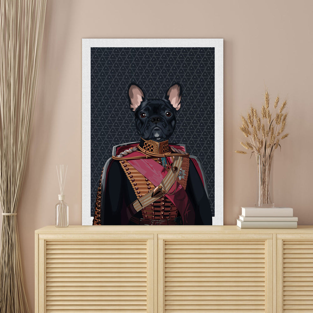 The Kaiser — Royal Pet Portrait