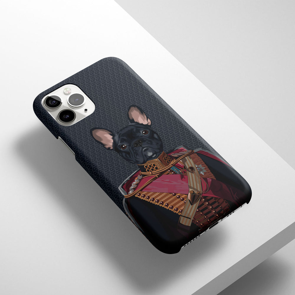 The Kaiser — Royal Pet iPhone Case