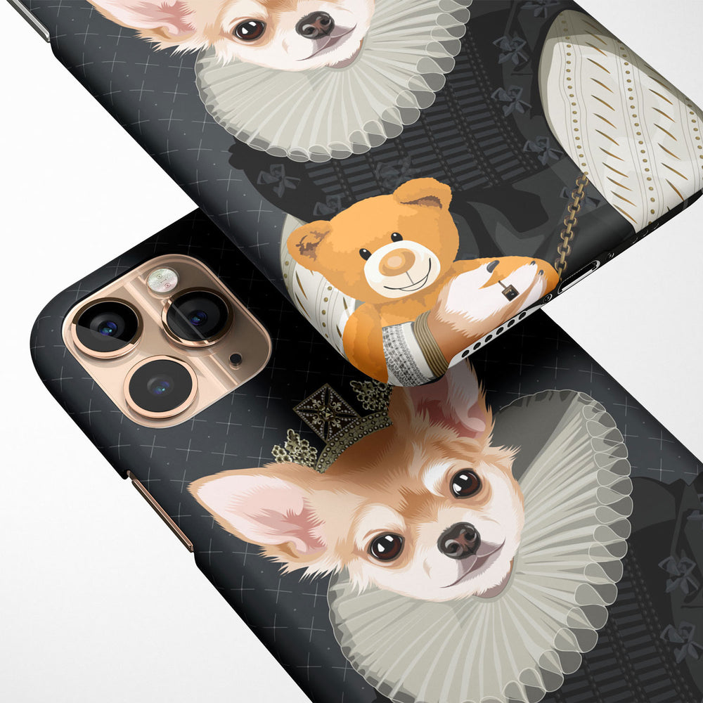 The Princess — Royal Pet iPhone Case