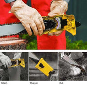 Ultimate Chainsaw Sharpener
