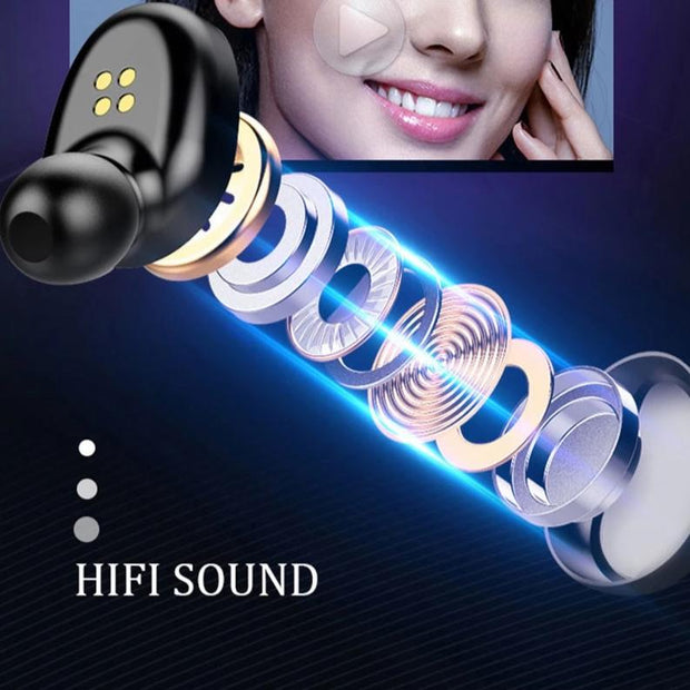 Serwits Hi-Audio Earbuds