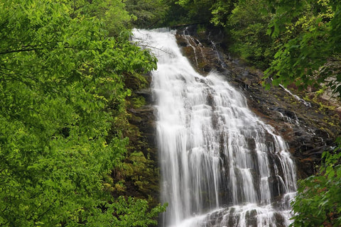 Mingo Falls in North Carolina Cherokee Country