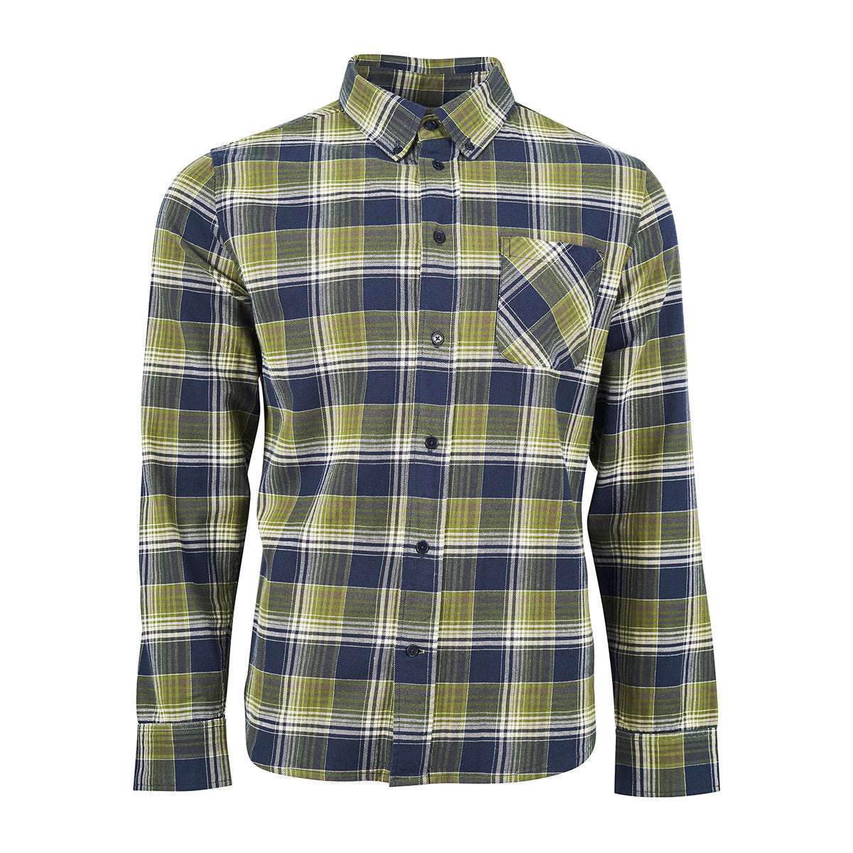United By Blue Men's Pitchstone Twill Button Down