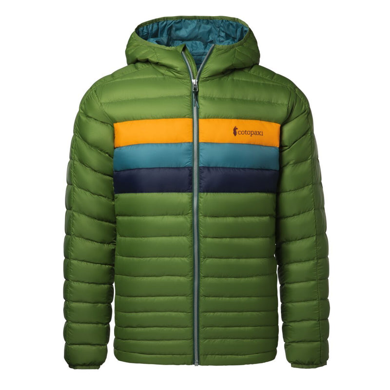 Cotopaxi Men's Fuego Down Hooded Jacket