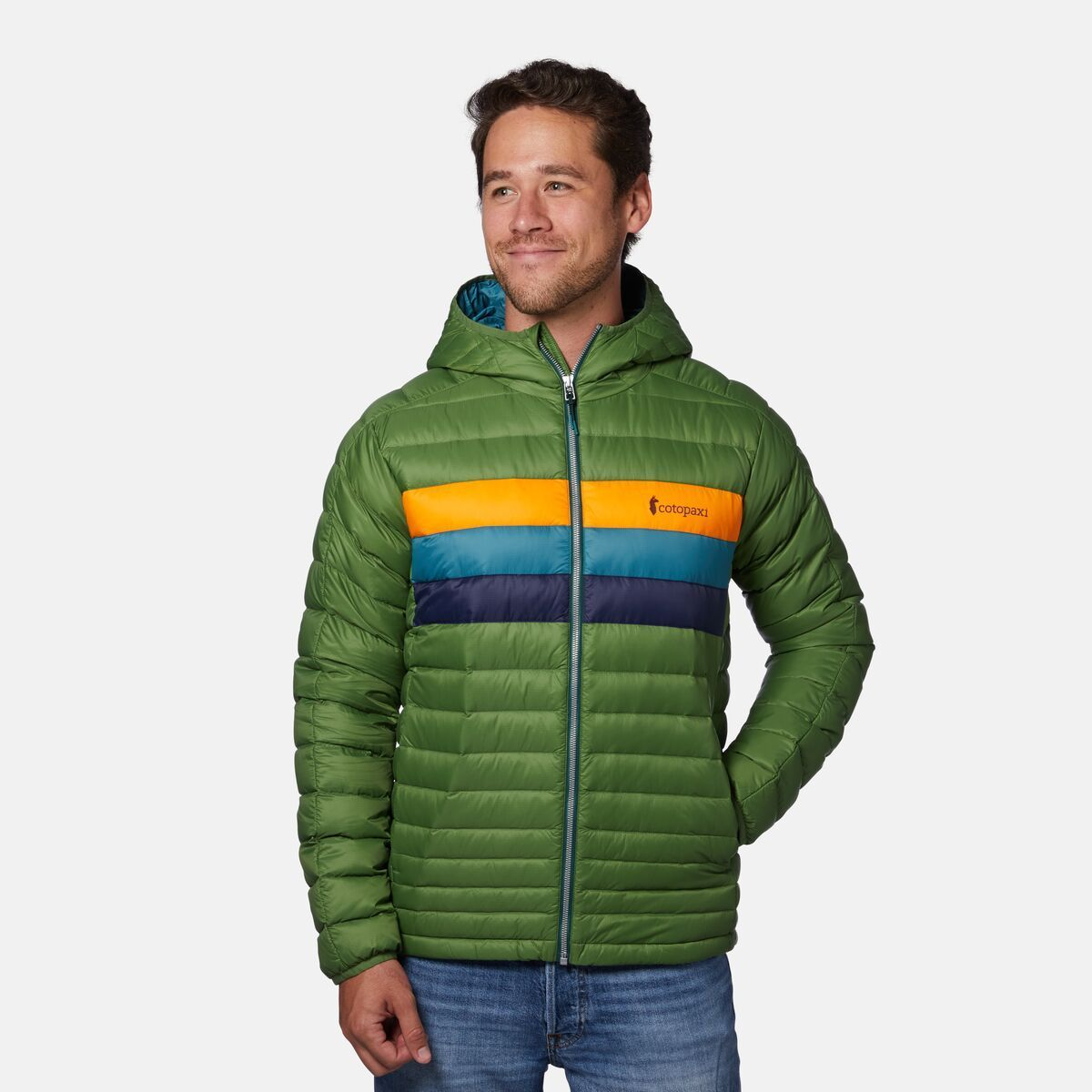 Cotopaxi Men's Fuego Down Hooded Jacket - Sale