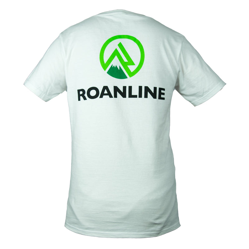 Roanline Logo T-Shirt by Cotton of the Carolinas