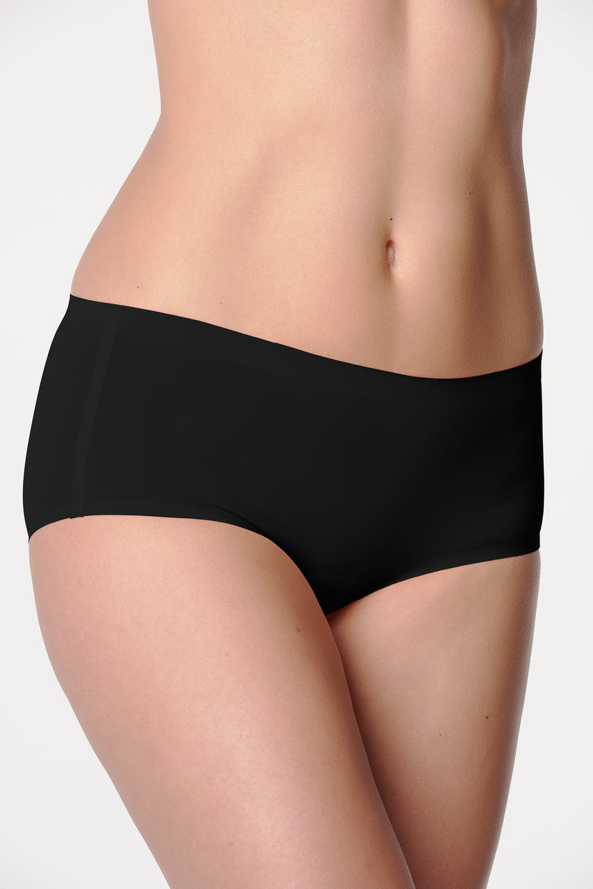 Knix Wear Athletic Boyshort - Black