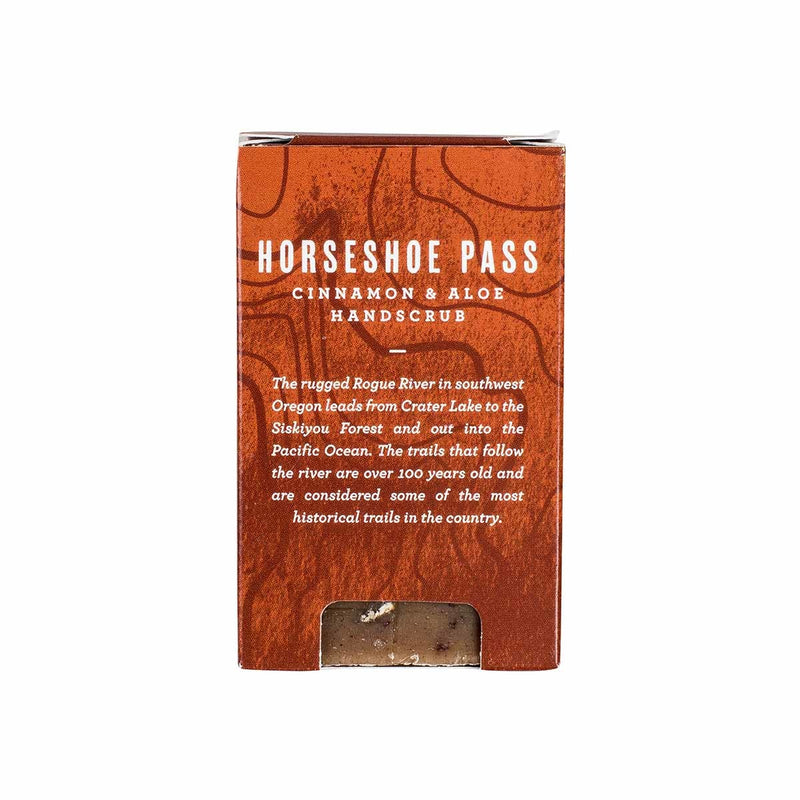 United By Blue Horseshoe Pass Rogue Soap - Cinnamon + Aloe