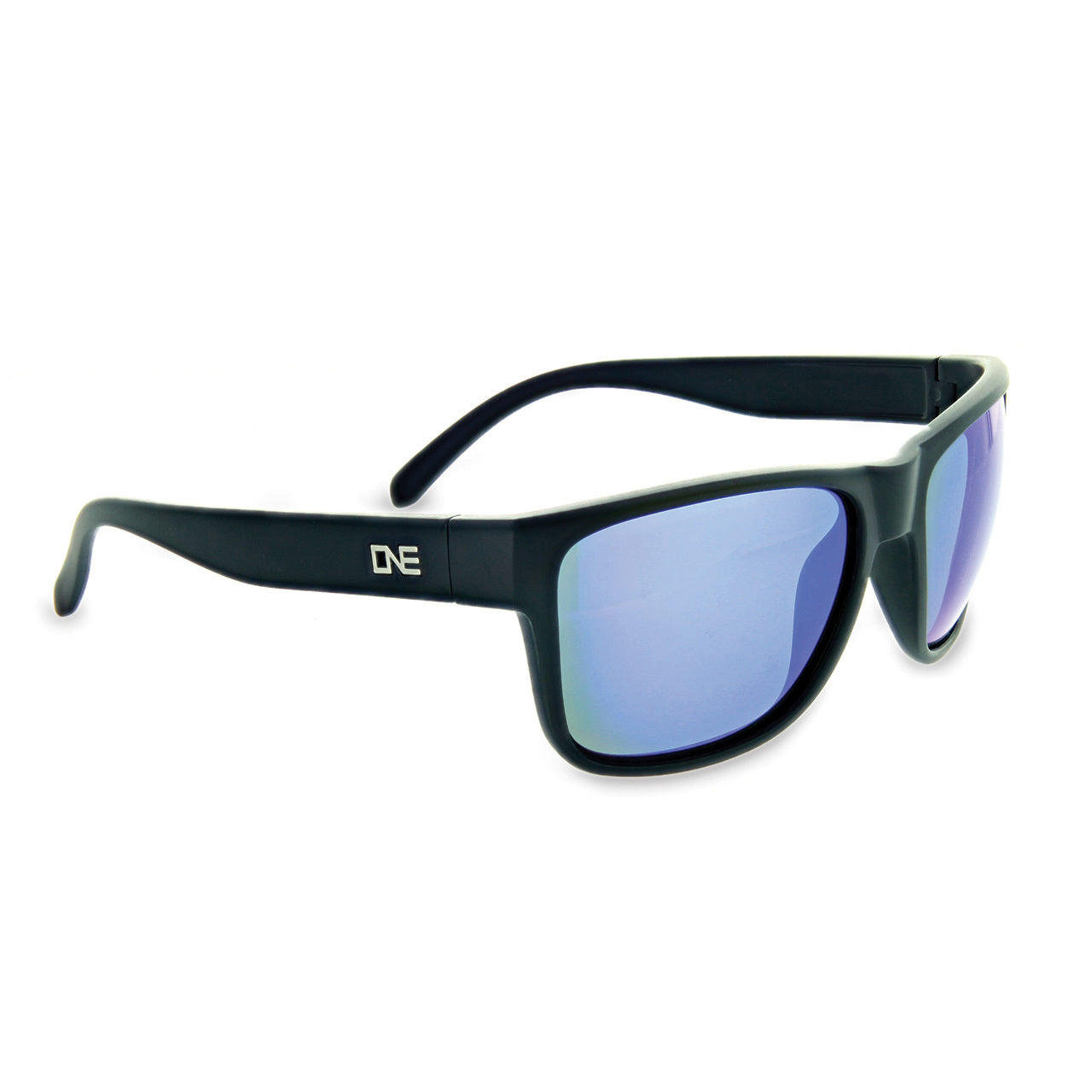 Optic Nerve Kingfish Sunglasses - Matte Black