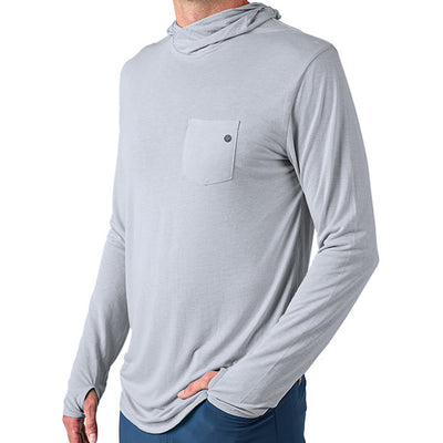 Free Fly Men's Bamboo Lightweight Hoody