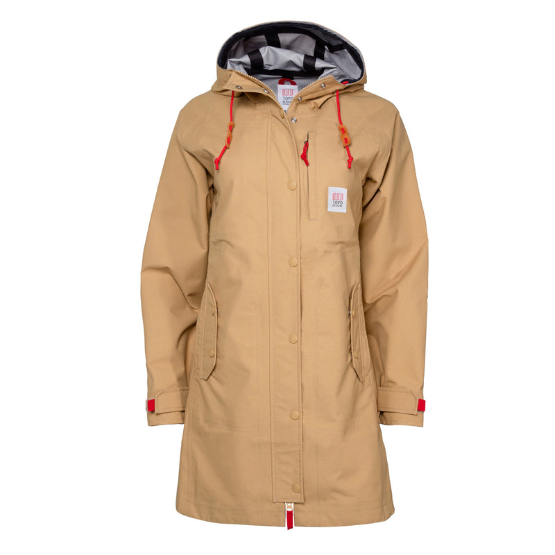 Topo Designs Women's Tech Trench 3L - Sale