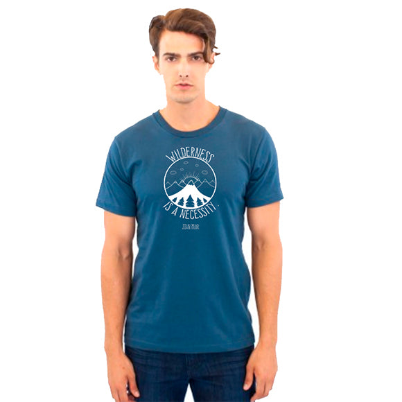 Mount Inspiration Unisex Wilderness is a Necessity Tee