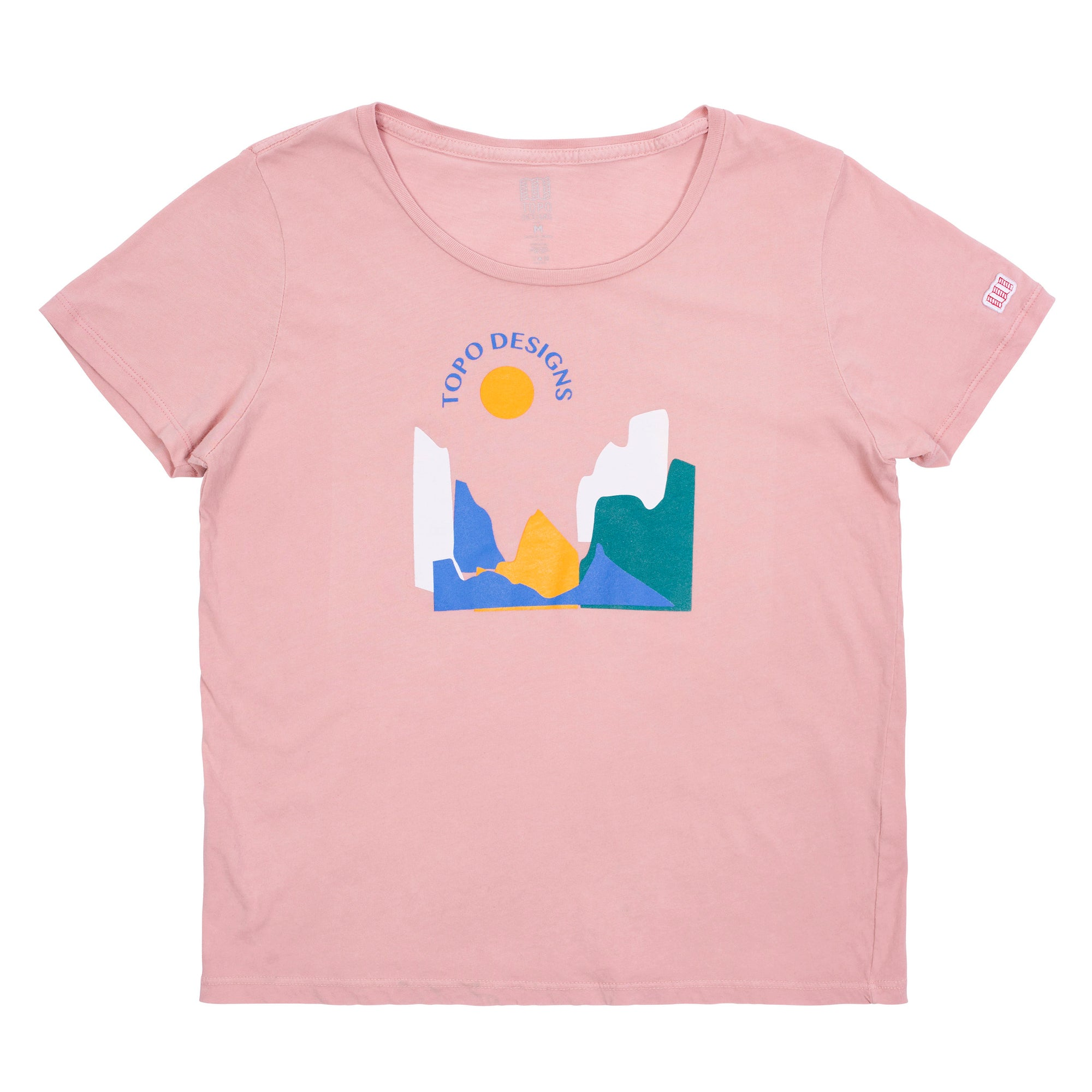 Topo Designs Women's Sun Tee - Sale